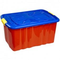 Ящик для игрушек 600*400*300 на кол 45л /ПБ/***