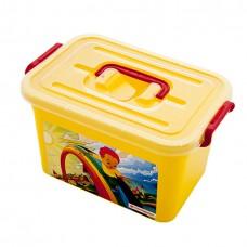 Ящик для игрушек 310*200*180мм Радуга 6,5л /ПБ/***