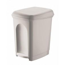 Емкость для мусора 7л с педалью /БП/