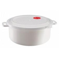 Ёмкость д/холодильника и СВЧ кругл. 3,0л д230 /БП/