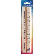 Термометр для бани и сауны малый (0...+60) уп. блистер /1ТЗ/