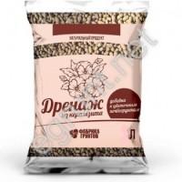 Дренаж из керамзита Живая почва 2л  (фр 10-20) /ФГ/