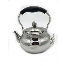 Чайник заварочный нерж сталь 2000мл /Vertex/