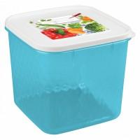 Контейнер для заморозки продуктов и СВЧ