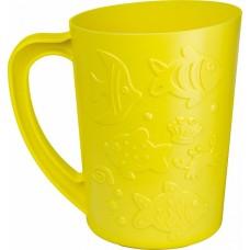 Кувшин детский для купания 1,08л желтый /БП/