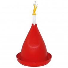 Поилка для домашней птицы колокольная h530:d400 /МП/