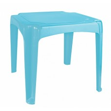 Стол детский 520*520*475мм голубой /БП/