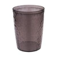 Стакан в ванную комнату Natural stone 350мл черный /ПЦ/
