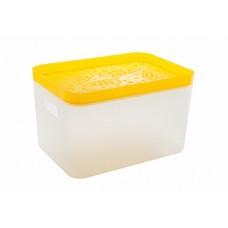 Коробка/органайзер для хранения Good 1 лимон /Berossi/