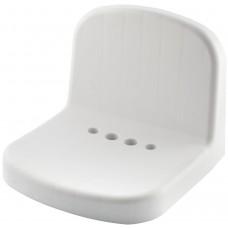 Сиденье для душевой кабины белый /Berossi/